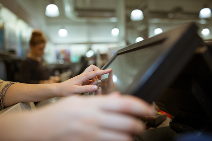 Using A POS System